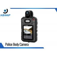 China 1080P Security Body Camera Recorder , Body Worn Police Pocket Video Camera 64GB on sale