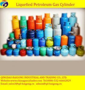 High quality LPG cylinder 5kg 6kg 12.5kg Manufactures