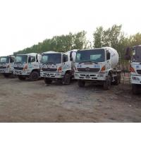 2011 Year Hino Used Concrete Mixer Truck 8m3 For Sale Manufactures