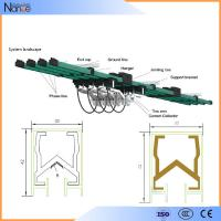 320A To 500A Conductor Rails , High Power Shrouded Bus Bar System Manufactures