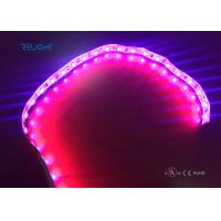 Buy cheap Full Color 5050 Led Strip Lights Waterproof IP65 Flexible 96W/ Reel With UL from wholesalers