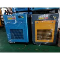 Rotary Type Screw Air Compressor For Mechanical And Electrical Machinery Manufactures