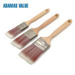 Tapered brush,angled paint brush,paint brush wood handle 32104 Manufactures