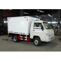 0.5Ton - 1Ton Forland Refrigerated Transport Trucks Small Capacity For Frozen Food Manufactures
