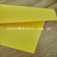 China Custom Matt PVC Film Sheeting REACH Quality PVC Plastic Sheet 0.3mm - 2mm on sale