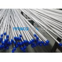 Better Mechanical Property bright annealed tubing ASTM A213 / A269 904L Manufactures