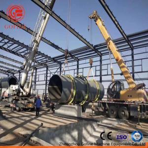China 10 Ton Npk Compound Fertilizer Production Line Large Size With Smooth Operation on sale