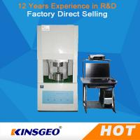 No Rotor Rheometer Rubber Testing Machine For Rubber Abrasion Test Manufactures