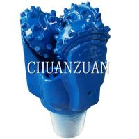 sealed bearing tci tricone drilling bits suppliers  8 1/2inch 215.9mm  TCI tooth tricone drilling bit for rock Manufactures