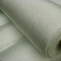 Bulked Yarn Texturized Fiberglass Cloth 2626 Good Thermal Conductivity Manufactures