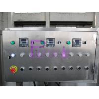 Electric Sterilizer Bottle Packing Machine System , Engineering Plastic Belt Recycling Tank System Manufactures