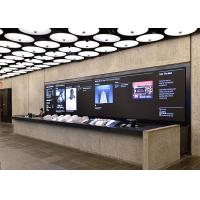 Quality P1.2 Indoor UHD LED Video Wall Screen 1.25mm Small Pixel Pitch LED Display for sale
