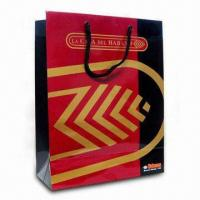 Quality Promotional Carrier Bag, Suitable for Advertising, Shopping and Packing for sale
