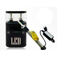 China 3200lm Plug & Play Car LED Headlight Bulbs H13 With Cooling Red Copper Belt on sale