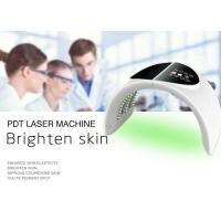 Seven Colors PDT LED Light Therapy Machine For Skin Care High Effective Manufactures