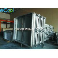 China Custom VOC Condenser / Fin And Tube Heat Exchanger for Waste Gas Treatment on sale