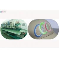 Multi-Function Cap / Garment Sequin Mixed Embroidery Machine / Equipment Manufactures