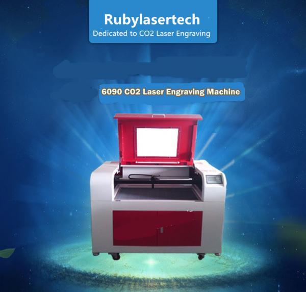 Quality 60W 6090 CO2 Laser Engraving Machine 9060 CNC CO2 laser engraver 60W CO2 laser CNC router for sale