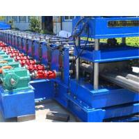 2&3 Waves Beam Barrier Galvanized Highway Guardrail Machine With High - Accuracy Manufactures