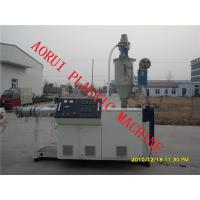 New Condition Plastic Pipe Extrusion Line , PE Cool And Hot Water Pipe Production Line Manufactures