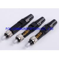 FC Field Installable Fast Connector For FTTH Cable / Indoor Patch Cable Manufactures