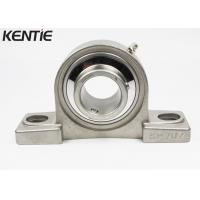 China Special Stainless Steel Belt Conveyor Bearing Mount SUCP207 With 35*42.9*167mm on sale