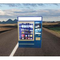 Mini Drink Snack Food Candy Meat Vending Machine For Beer Vegetables With Conveyor Belt Manufactures