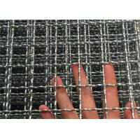 Stainless Steel 304 And 316 Crimped Woven Wire Mesh Filtering Type Long Life Manufactures