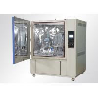 China Combined IPX1 IPX2 IPX3 IPX4 Water Spray Test Chamber 1200X1200X1200mm on sale