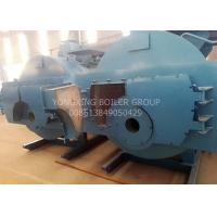 Safety Value 2t Gas Fired Steam Boiler For Palm Oil Processing Plant Manufactures