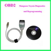 Mangoose Toyota Diagnostics and Reprogramming Interface With Completely New Chip Manufactures