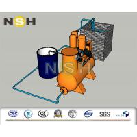 Waste Oily Water Separator Marine , Dynamic Balance Industrial Oil Separator Manufactures