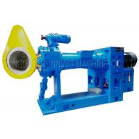 Rubber Extrusion Machine Hot Feeding Manufactures
