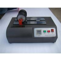 GB/T 4851 Rubber Testing Machine , Electric Tape Adhesion Rolling Wheel Tester Manufactures