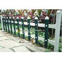 White Safety Wire Mesh Fence / Railing Beautiful Folded Mesh For Garden Manufactures