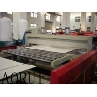 Building Template PVC Foam Board Machine Manufactures