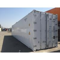 Light Steel Used Living Metal Container Houses / Prefab Metal Buildings Manufactures