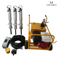 Easy Handle Manual Concrete Split Tool Hydraulic Stone And Rock Splitter Manufactures