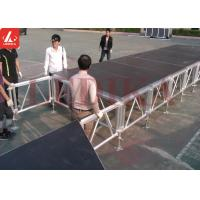 Portable Customized Aluminum Stage Platform For T Runway Theater for sale