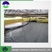 Anticorrosion HDPE Geomembrane Liner For Secondary Containment 1.25MM Manufactures