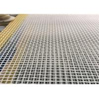 100% Polyester Industry Conveyor Mesh Belt High Temperature Resistant Manufactures
