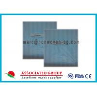 Quality Electronic Non Woven Cleaning Wipes , Multi Purpose Computer Cleaning Wipes for sale