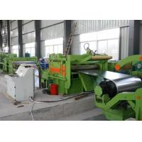 Recoil Metal Sheet Straightening Machine Leveling 22 Kilo Watt High Efficiency Manufactures