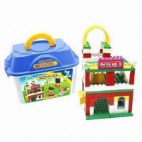 China 2012 New Building Block Set for Kids on sale