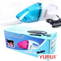 Plastic Customized Handheld Car Vacuum Cleaner 12v 35w - 60w Long Working Life Manufactures