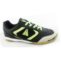Turf Indoor Childrens Soccer Shoes Rubber Outsole PU Upper Comfortable Manufactures