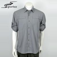 UV Protective Casual Outdoor Clothing Autumn Season Quick Dry Fishing Shirt Manufactures
