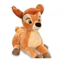 Brown Big Disney Plush Toys Bambi Cartoon Stuffed Animals Customized Manufactures