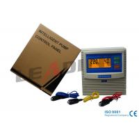 One Button Calibration Single Phase Pump Control Panel for Single Phase With CE certificate Manufactures