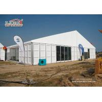 China ABS Hardwall System Arabian Clear Span Tents for Sal , Aluminum Frame Tent  For 1000 Seaters on sale